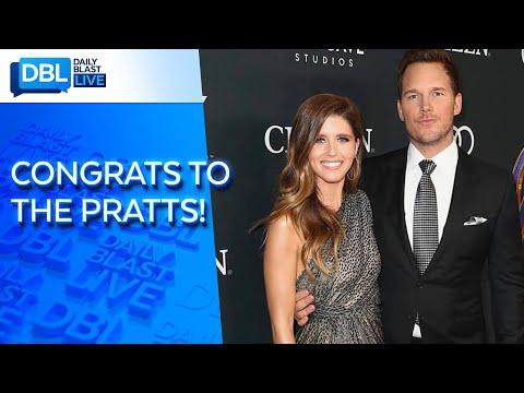 Katherine Schwarzenegger & Chris Pratt Welcome Baby Girl