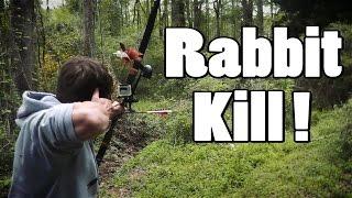 ציד ואכילה של ארנבות