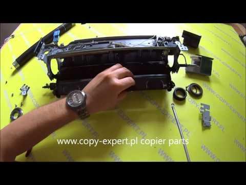 Replacement Fuser Rollers RICOH Aficio MP6000 MP6001 MP6500 MP7000 MP7001 MP7500 MP8000 MP8001