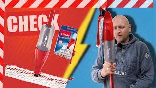 ✅ Wischer mit Sprühfunktion Vileda Spray & Clean Sprühwischer mit Tank TEST