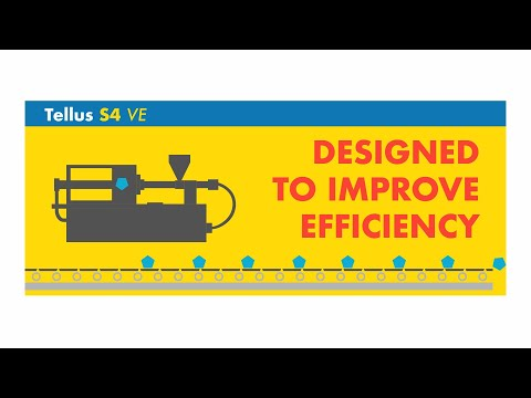Shell Tellus S4VE Plastic Injection Energy Efficiency Animation Video