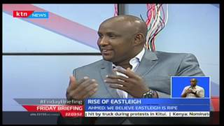 Nairobi's Eastleigh commercial Centre gearing up to host the second business summit