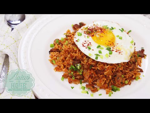 Best Kimchi Fried Rice Recipe : Easy Kimchi Fried Rice : Asian at Home
