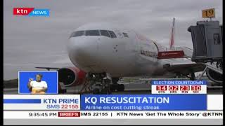 KQ on cost-cutting streak including withdrawal of flights to Hong Kong