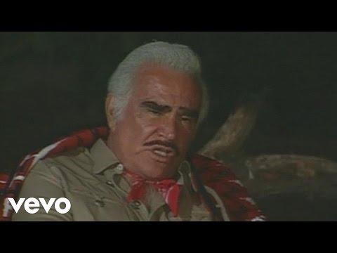 A Puros Besos - Vicente Fernandez (Video)