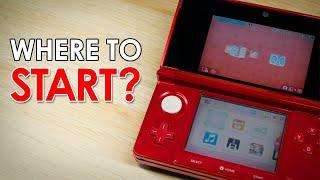 Where to Start: Nintendo 3DS