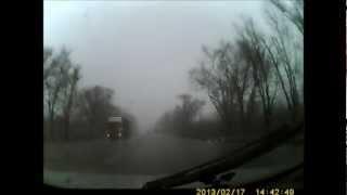 трасса М4 участок Самарское-Батайск