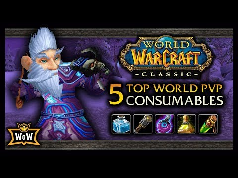 Classic Wow: Engineering PvP Items You MUST Have