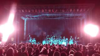 "Trombone Shorty & Orleans Avenue ""Sistamamalover~One Night Only"" Mizner Park, 1-17-2016"