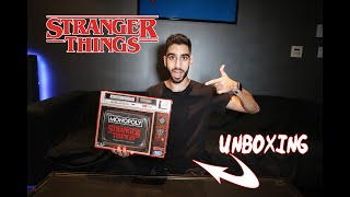 Unboxing | Stranger Things Collector's Edition Monopoly