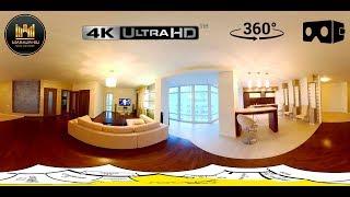 С лучим видом видео 360 градусов квартиры в Ростове-на-Дону