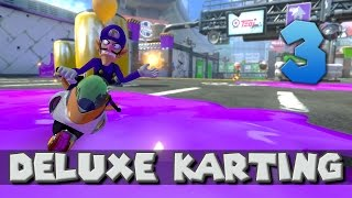 [3] Deluxe Karting (Mario Kart 8 Deluxe w/ GaLm and friends)