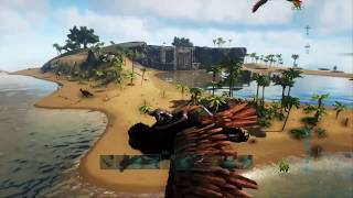 ARK PS4 PVP: Helping a friend get a little payback