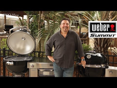 Weber Summit Charcoal Grill Review