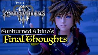 Kingdom Hearts 3 - Sunburned Albino's Final Thoughts (Spoilers)