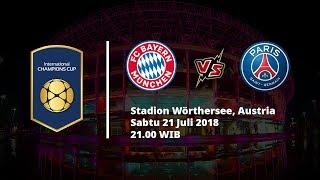 Live Streaming TVRI dan iNews TV ICC 2018, Bayern Munchen vs PSG Pukul 21.00 WIB