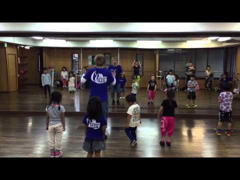 長尾南小学校 ダンス Mcrew Dance Studio 20150514 もしも運命の人がいるなら