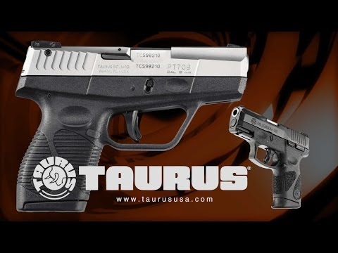 Taurus 709 Slim And G2 Pistols Loaded With Features