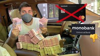 """Monobank """"кинул"""" меня на 1 000 000 грн  Как вернуть деньги"""