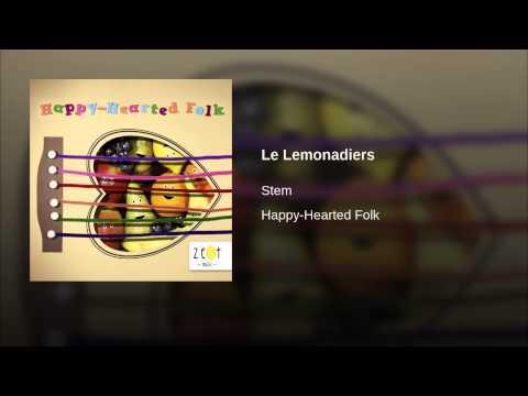 Le Lemonadiers (2014) (Song) by Stem