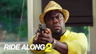 Ride Along 2 - Alonso Surprises Ben & James - Own it 4/26 on Blu-ray