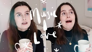 Ten Artists I Love | My Favourite Music | Lucy Moon