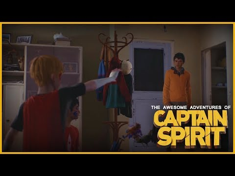 Captain Spirit Returns in Life is Strange 2 - Ep 2 thumbnail