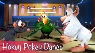 Booba - Hokey Pokey Dance - Episode 23 - Буба - Songs and Nursery Rhymes for kids