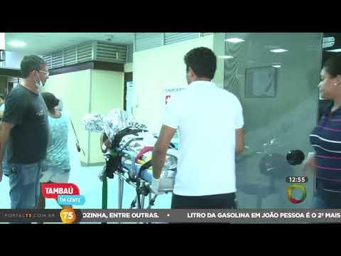 Tambaú da Gente - Mulher é esfaqueada em Alagoinha