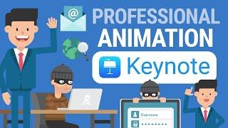 Easy Keynote Explainer Animation [Beginner Friendly]