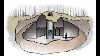 В Якутии обнаружено торчащее из земли странное сооружение. Тайна Вилюйских котлов. Док. фильм