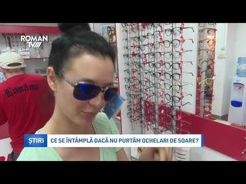 Vederea este bună și ochiul doare