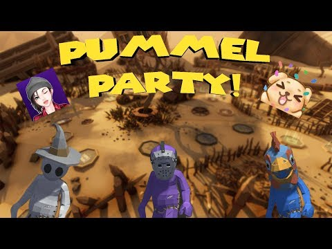Pummel Party - Download, Review, Youtube, Wallpaper, Twitch