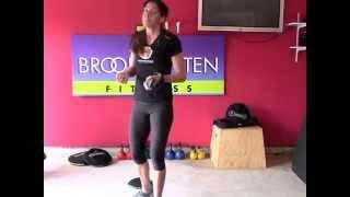 Hyperwear® 20 Minute SandBell Workout (Part 2)
