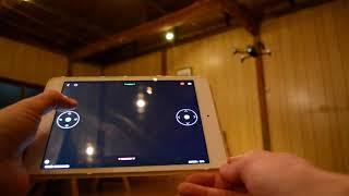 Drone Controller for Bebop - Parrot Bebop 2 / Bebop Drone - iPad Control - iOS App
