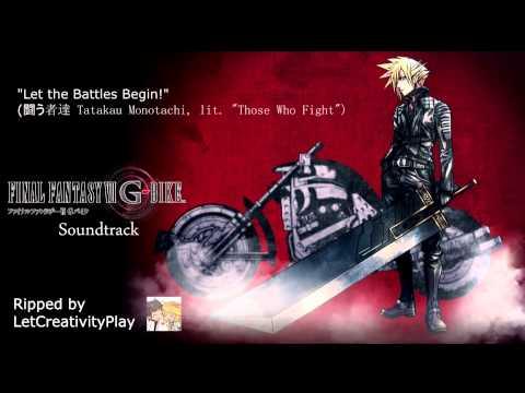 Final Fantasy VII G-Bike IOS