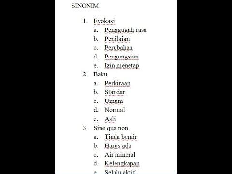 Karakteristik patogen perempuan
