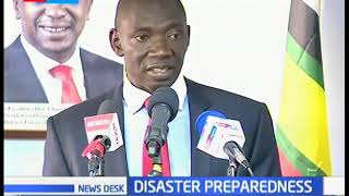 Colonel Oguna assures Kenyans that the government  is well prepared to deal with disasters