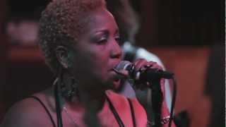 Velvet Kente's Soul Funk Dance Party - Hard Times ft. Jeron Marshall (Baby Huey Cover)