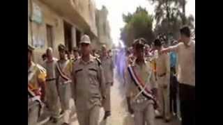 preview picture of video ' البحيرة  جنازة  حسن عبد الجيد جبر شهيد  الشرطة '