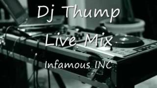 Dj Thump - mixing is a habbit 2010