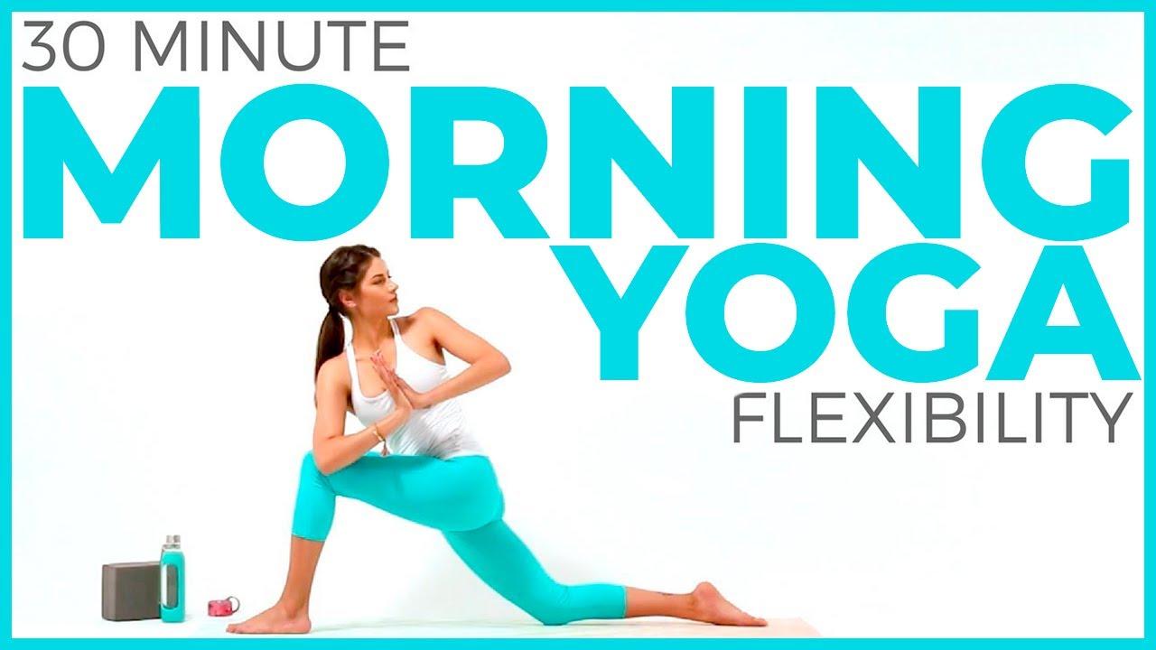 30 minute Morning Yoga for Flexibility | Full Body Yoga Stretch