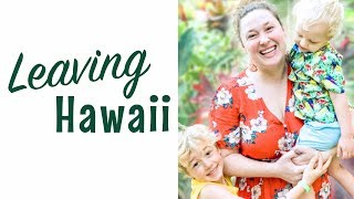 Leaving Hawaii - Ballinger Family Goes to Hawaii Day 6