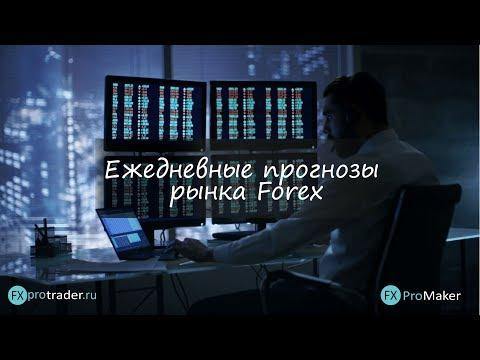 Комплексная аналитика рынка форекс на сегодня 09.11.2018. видео