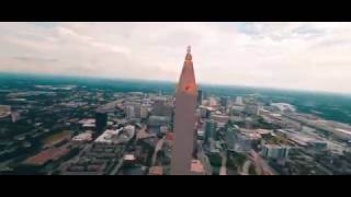 Diving the Tallest Building in Atlanta (FPV Drone)