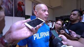Will coach Yeng Guiao leave one spot open for Jordan Clarkson on the Asian Games team?