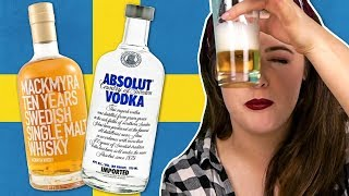 Irish People Try Swedish Alcohol