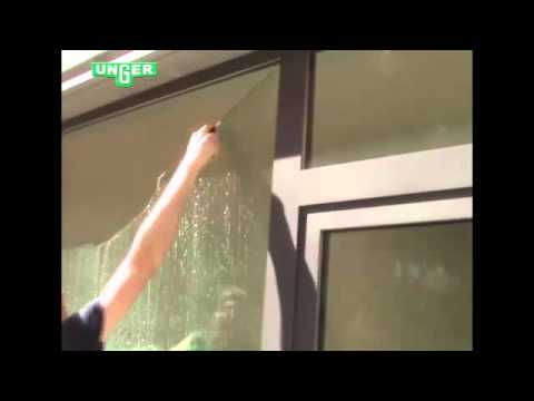 """Comment nettoyer les vitres """"à l'américaine"""" ?"""
