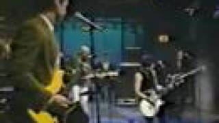 Joan Jett & The Blackhearts - Don't Surrender - Letterman