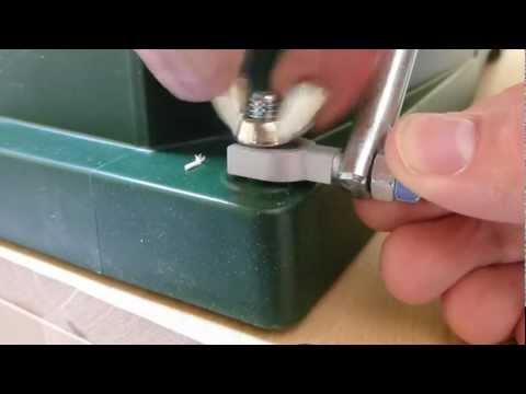Tipp: Bosch PPS 7 S - Umbau auf Flügelmutter